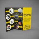 Allin Towbars 3-fold flyer