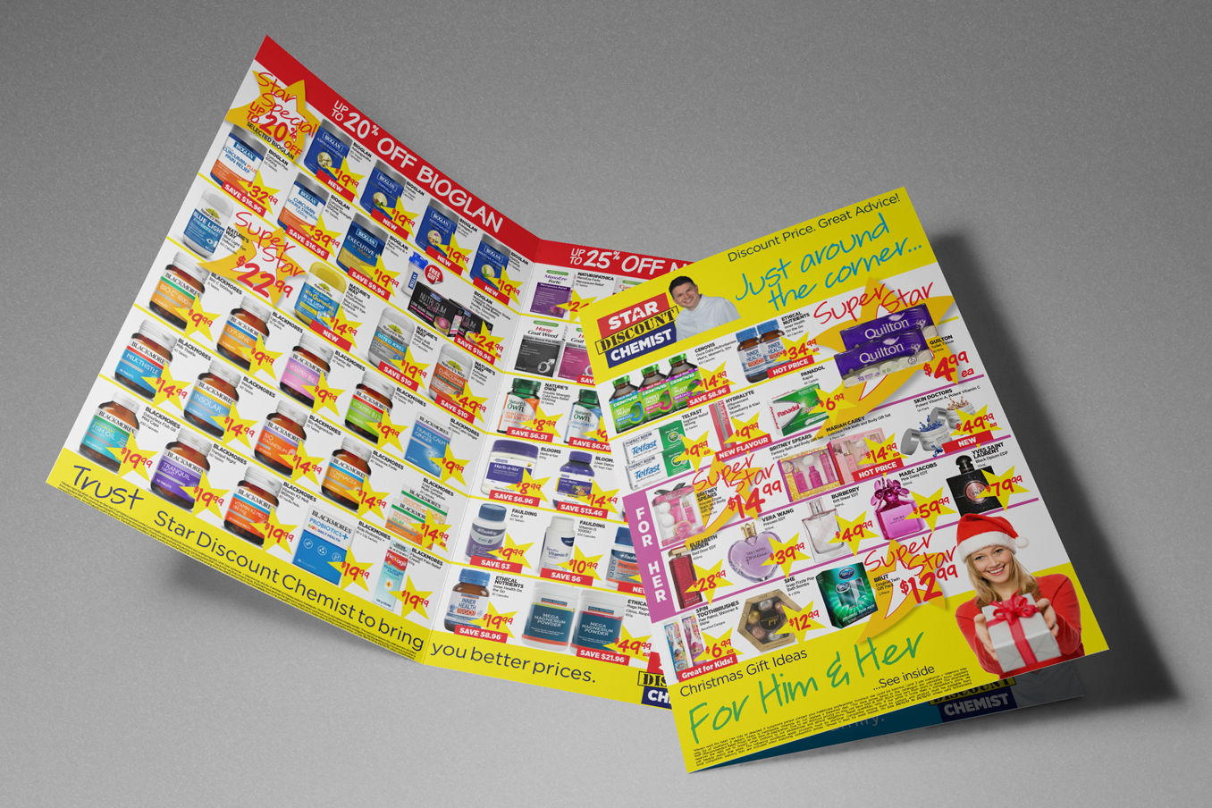 Star Discount Chemist catalogue