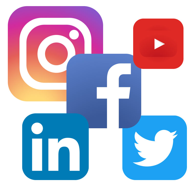 Popular Social Icons